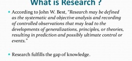 How to Formulate Research Objectives